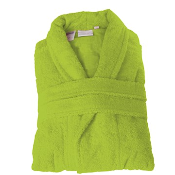 Morgonrock PREMIUM TOUCH L/XL Lime