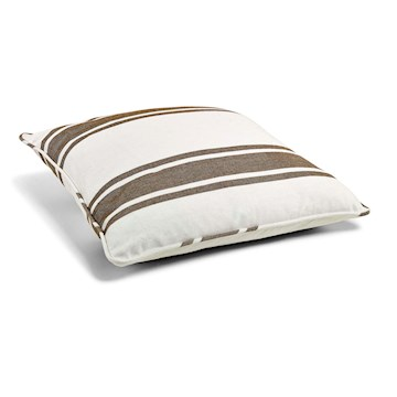 Day Nordic Stribe Cushion Cover Caramel 60x60cm