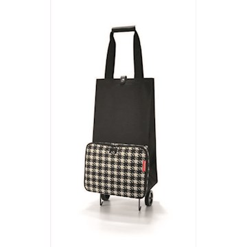 foldabletrolley 30 l fifties black