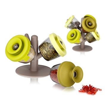 PopSome for herbs Set of 3